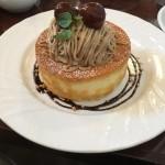 星乃珈琲のスフレパンケーキが美味しすぎる