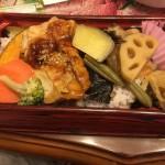 鶏肉と野菜の弁当 感想