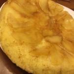 タルトタタンはホットケーキミックスで簡単に作れます