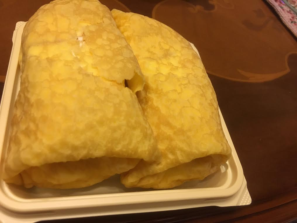 バナナクレープ1