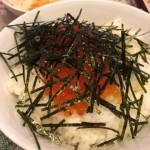 イクラ丼 レシピ