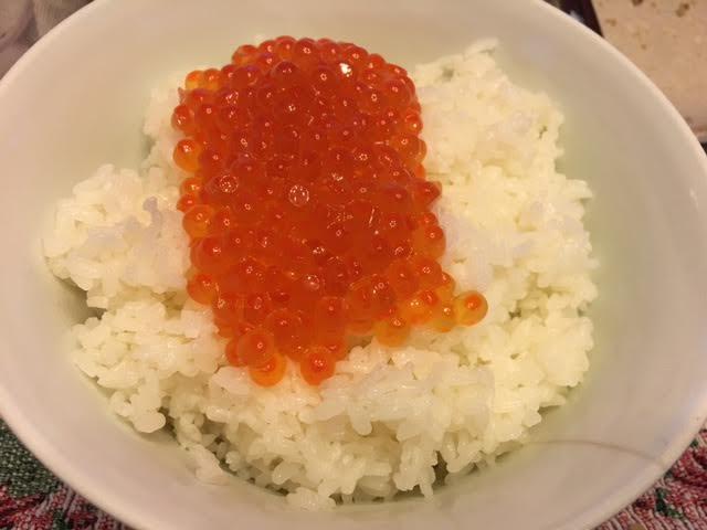 イクラ丼2