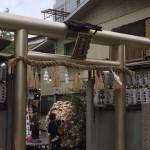 京都 御金神社の場所